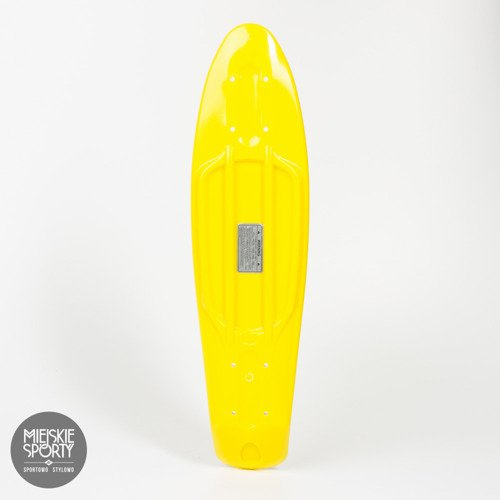 Blat Fish Skateboards Yellow