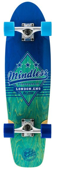 Cruiser Mindless Daily Grande II Blue/Blue