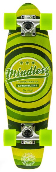 Cruiser Mindless STAINED DAILY II Green