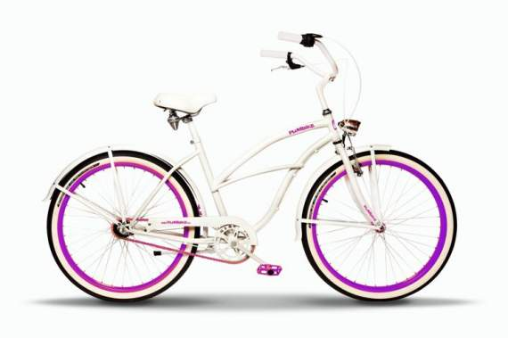 Cruiser Plumbike La Donna Enjoy Purple