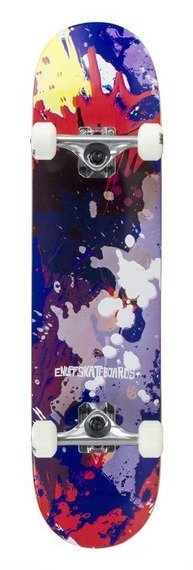 Deskorolka ENUFF Splat Red Blue 7.75""