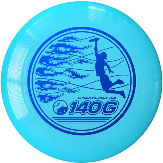 Dysk Frisbee Daredevil Ultimate 140g Light Blue