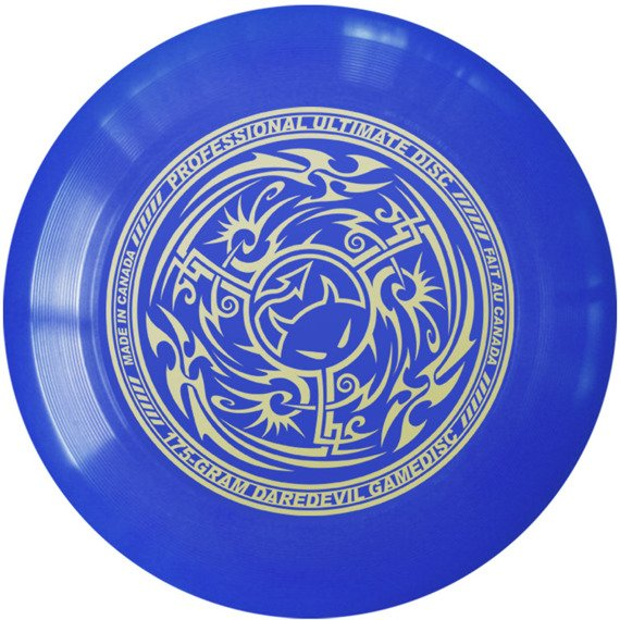 Dysk Frisbee Daredevil Ultimate 175g Tribal Deep Blue