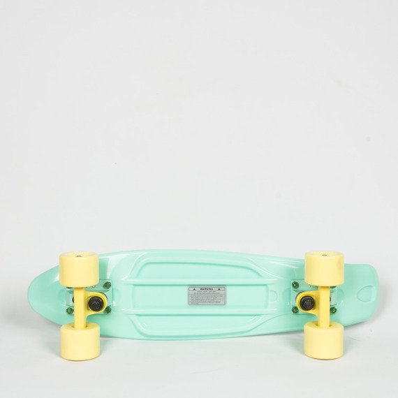 Fish Skateboards Summer Green / Summer green Yellow / Summer Yellow