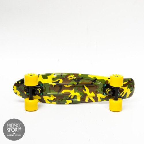Fish skateboards 2014 Moro/Black/Yellow