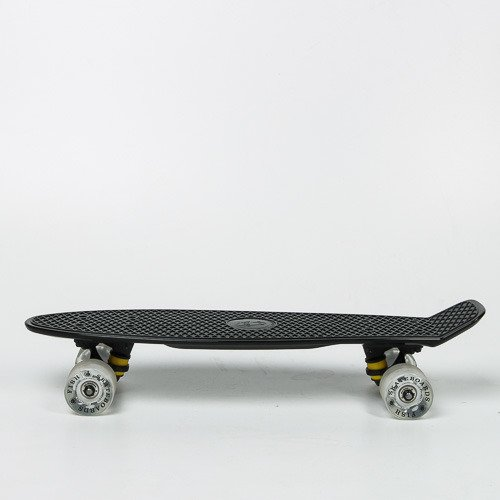 Fish skateboards Black / Black / Light White