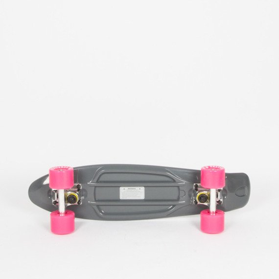 Fish skateboards Grey/ Silver/ Pink