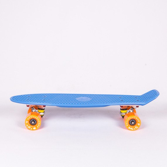 Fishboard Fish Skateboards Blue / Silver / Orange