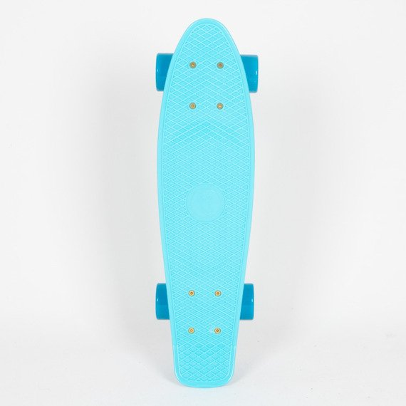 Fishboard Fish Skateboards Summer Blue / White Pink / Blue