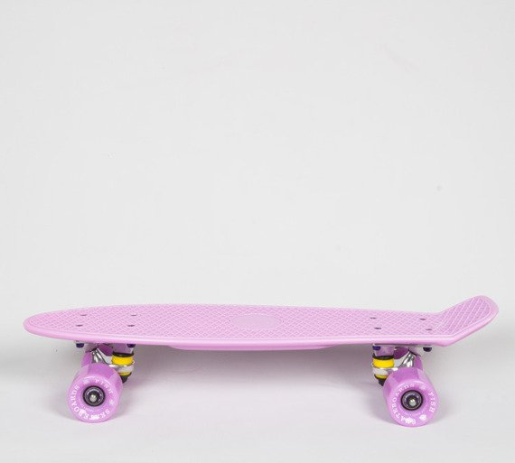 Fishboard Fish Skateboards Summer Purple / Silver / Summer Purple