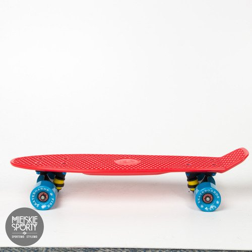 Fishboard Fish skateboards Red / Black / Blue