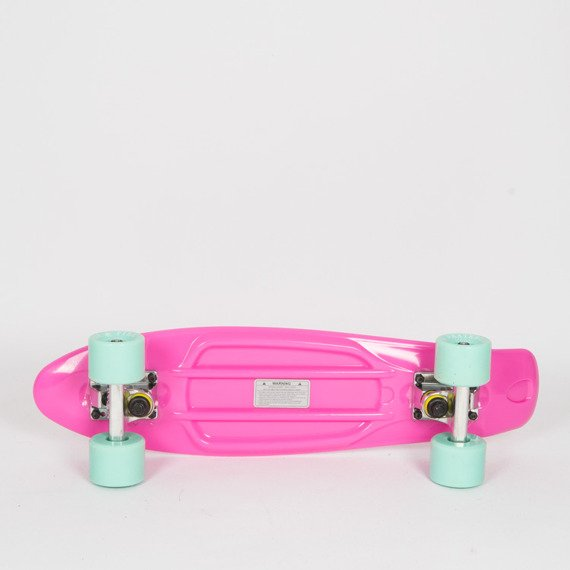 Fishka Fish Skateboards Pink / Silver / Summer Green