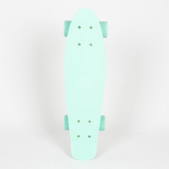 Fishka Fish Skateboards Summer Green / Purple Yellow / Summer Green
