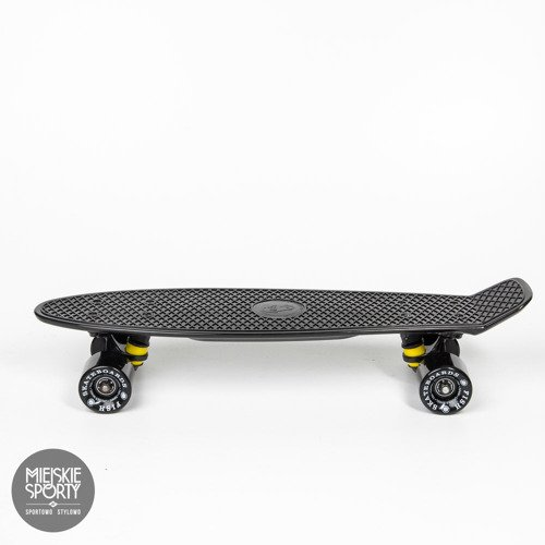 Fishka Fish skateboards Black Rocket
