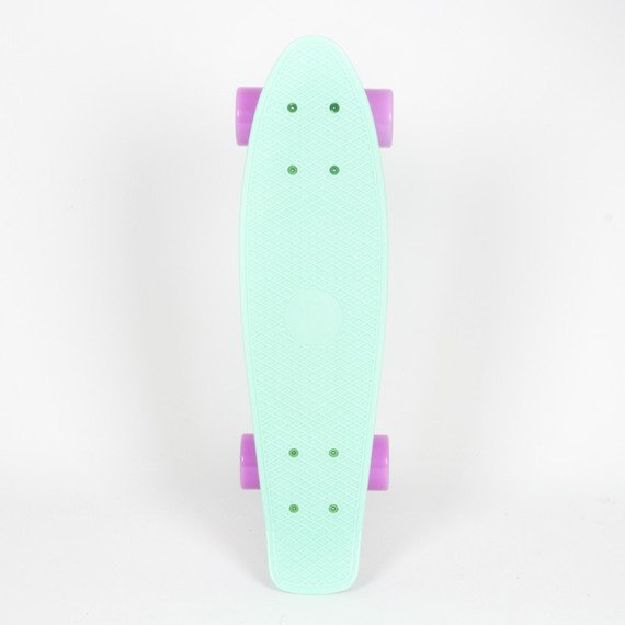 Fishka Fish skateboards Summer Green/ Summer Green/ Summer Purple
