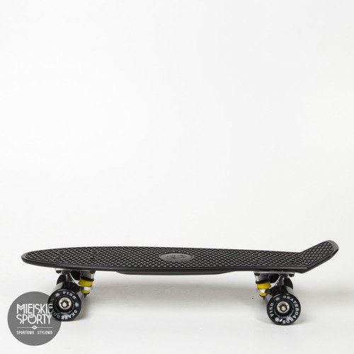 Fiszka Fish Skateboards Black/ Silver/ Black