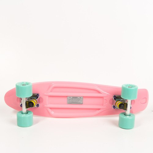 Fiszka Fish Skateboards Summer Pink / Silver / Summer Green