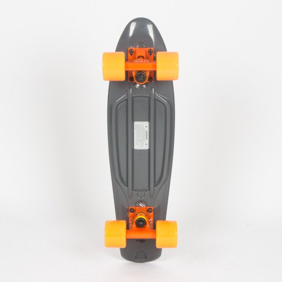 Fiszka Fish skateboards Grey / Orange / Orange