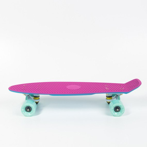 Fiszka Fish skateboards Purple Blue / White / Summer Green