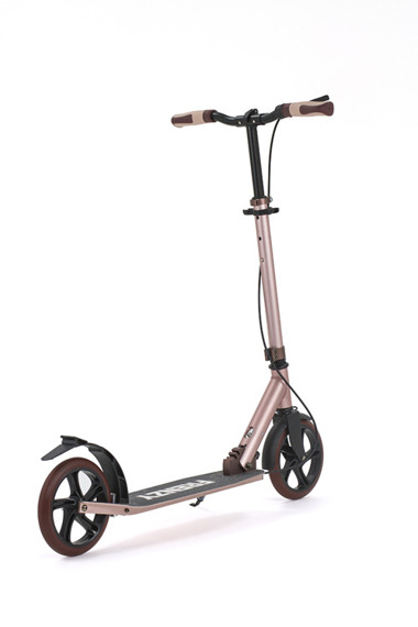 Hulajnoga FRENZY 205MM DUAL BRAKE PLUS RECREATIONAL SCOOTER Rose Gold