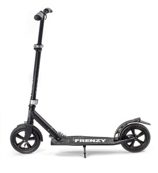 Hulajnoga  FRENZY 205MM PNEUMATIC PLUS RECREATIONAL SCOOTER Black