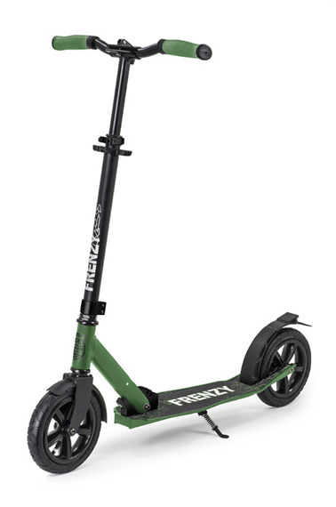 Hulajnoga  FRENZY 205MM PNEUMATIC PLUS RECREATIONAL SCOOTER Military