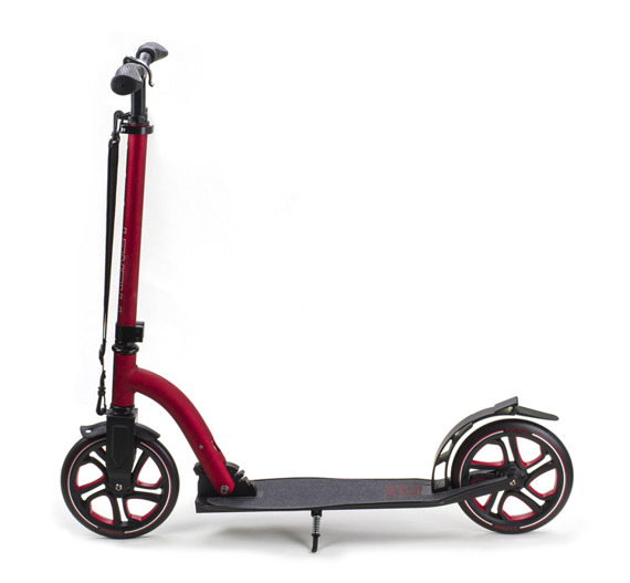 Hulajnoga FRENZY 215MM RECREATIONAL SCOOTER Red