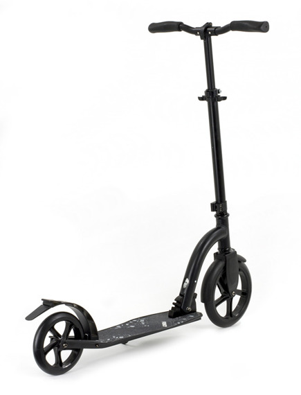 Hulajnoga  FRENZY 230MM V2 RECREATIONAL SCOOTER Black