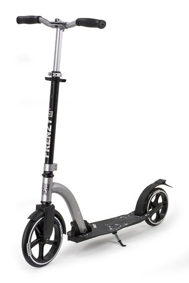Hulajnoga  FRENZY 230MM V2 RECREATIONAL SCOOTER Silver