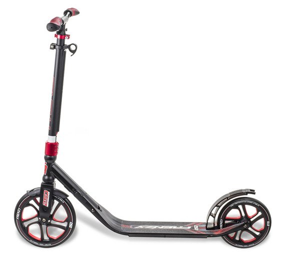 Hulajnoga FRENZY 250MM RECREATIONAL SCOOTER Black Red