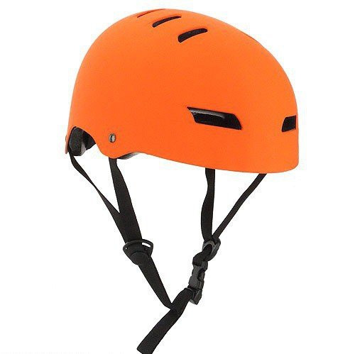 Kask GLOBE orzech Highlighter Orange