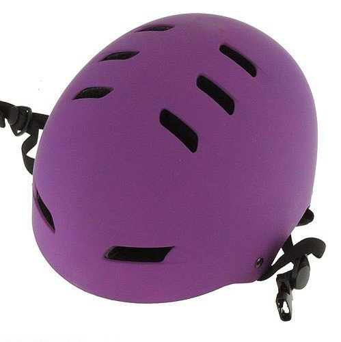 Kask GLOBE orzech Highlighter Purple