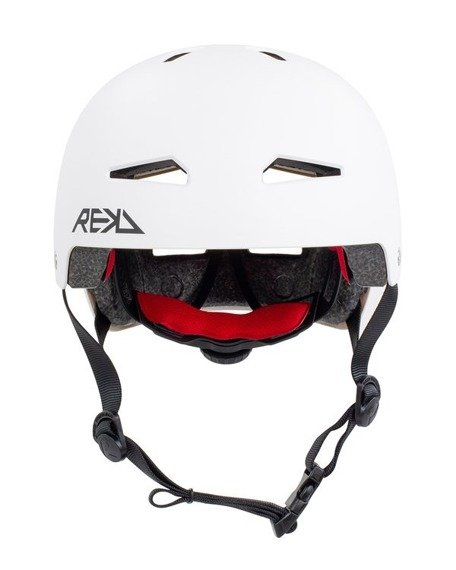 Kask Rekd JUNIOR ELITE 2.0 XXXS/XS White