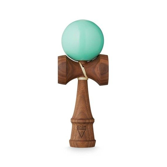 Kendama Krom DELUXE V3 Walnut Mint
