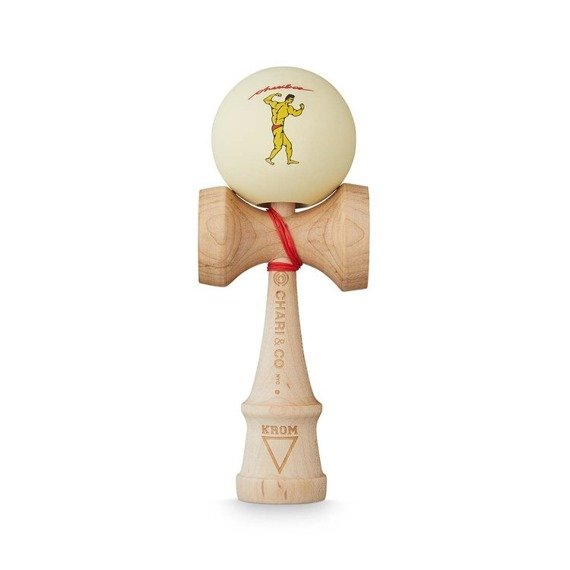 Kendama Krom x Chari Muscle Cream