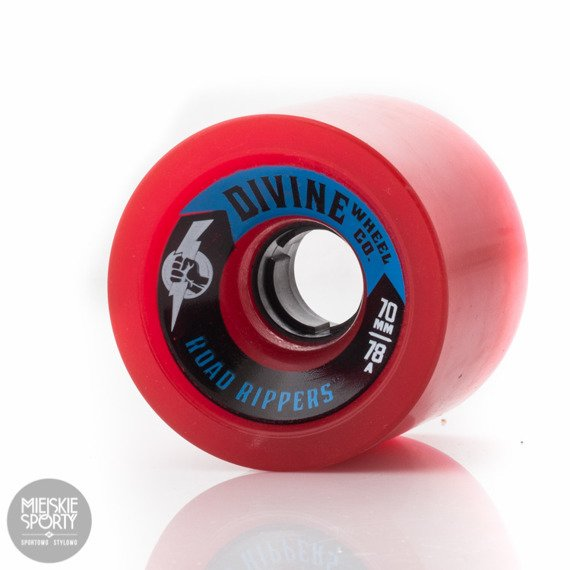 Kółka DIVINE ROAD RIPPERS 70MM 78A RED