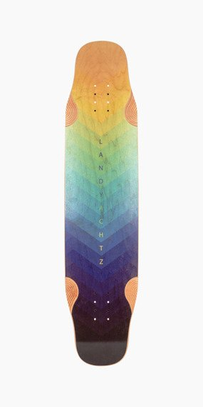 Landyachtz Stratus Faction Longboard 115cm