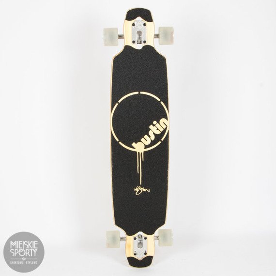 Longboard Bustin Mission Complete Bamboo 101,5 cm