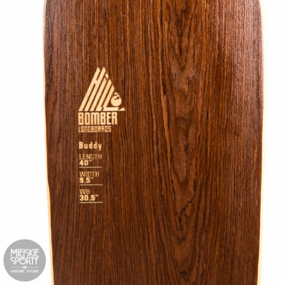 Longboard HillBomber Buddy Drop Thru 101,5 cm