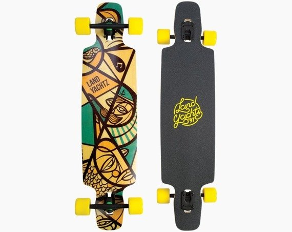 Longboard Landyachtz Drop Carve 40 Nautical