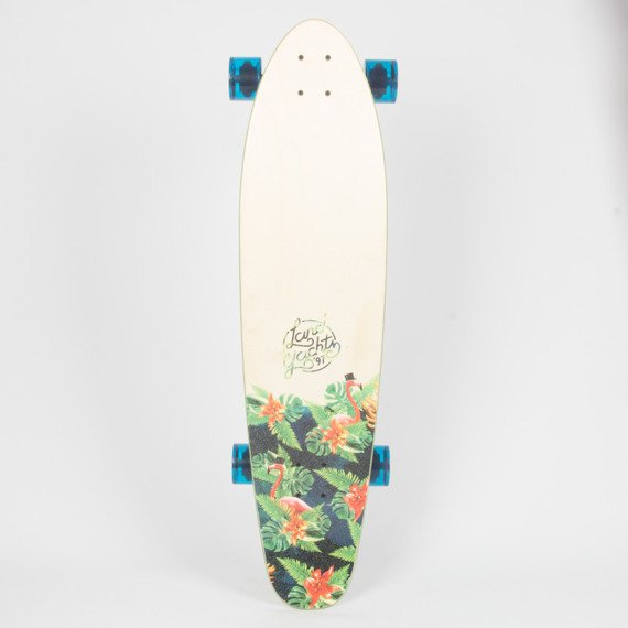 Longboard Landyachtz Maple Ripper Tropical