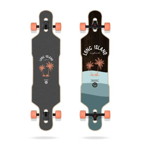 Longboard Long Island Stamp Drop 105cm