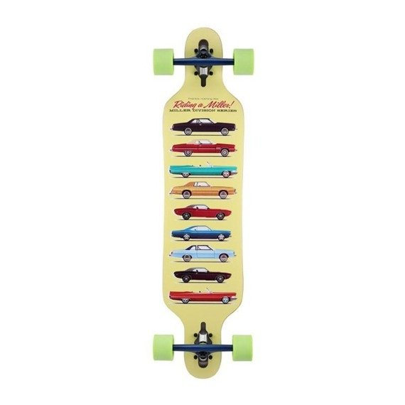MILLER Collection Longboard 104cm