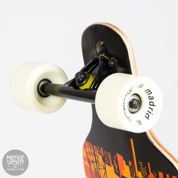 Longboard Madrid Trans Shoes Drop Thru 100 cm