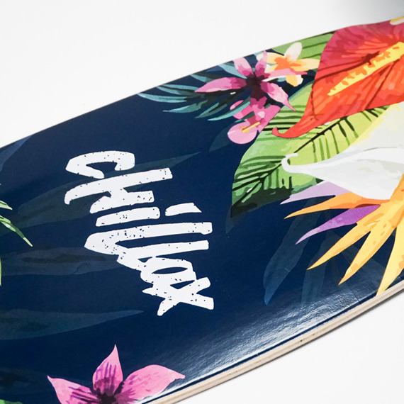 Longobard Pintail CHILLAX FLORAL 108 cm + T-tool