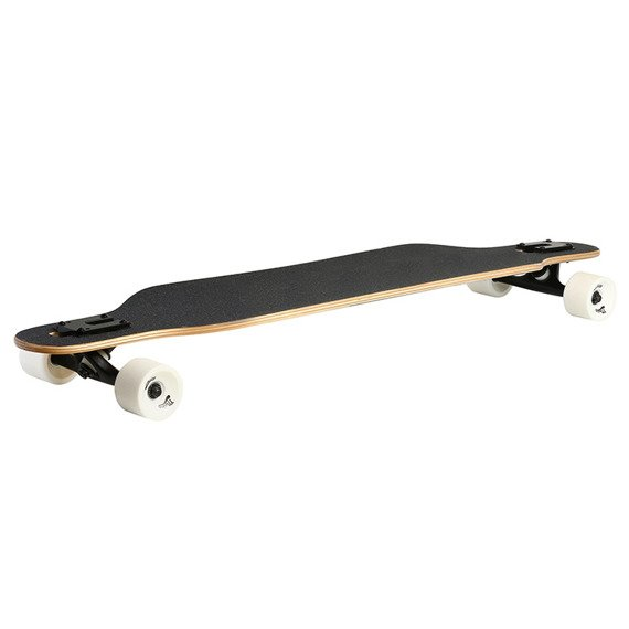 Main Drop Twin Black Longboard 106cm