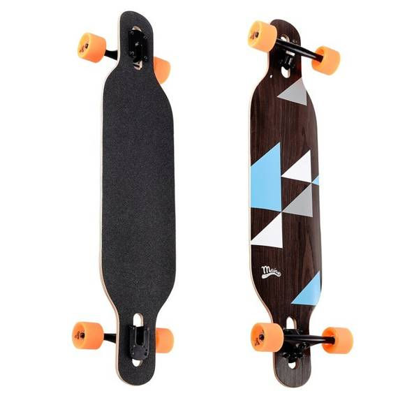 Main Geometrix Longboard Blue 105 cm