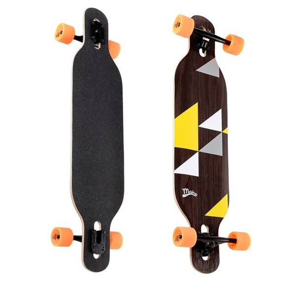 Main Geometrix Longboard Yellow 105 cm