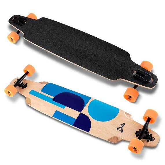 Main Pusher Longboard Blue 105 cm