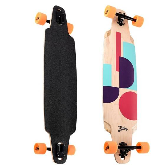 Main Pusher Longboard Pink 105 cm